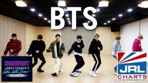 Watch BTS Performs 'Boy with Luv' In Quarantine -HomeFest