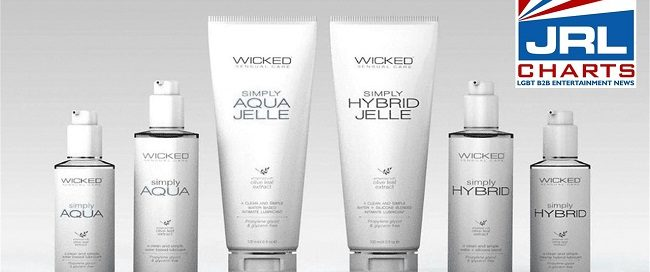 Wicked Sensual Care' Simply Wicked range now shipping at Entrenue