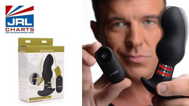 XR Brands Introduce the Gyro Rimmers Series for Men