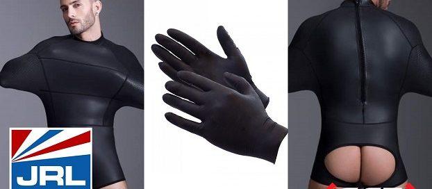 665 - Black Nitril Examination Gloves, Neoprene Pod Suit Now Available
