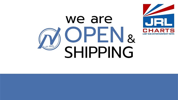 Adult Distributor Nalpac Open for Business post Lockdown