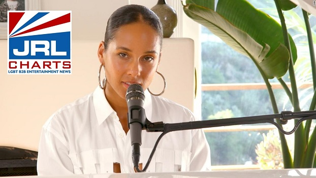 Alicia Keys-Good Job-Tribute to Everyday Heroes-jrlcharts