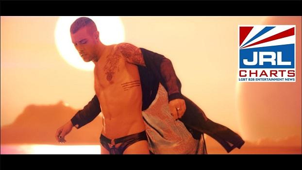 Andreas Kêr - El Error Impressive Debut on LGBTQ Music Chart