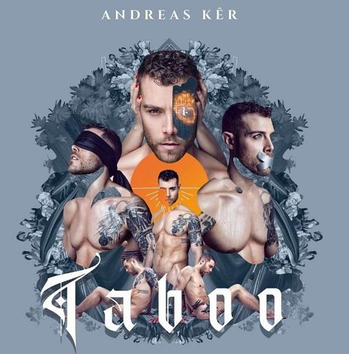 Andreas Ker - Taboo Album - Poster-JRL-CHARTS