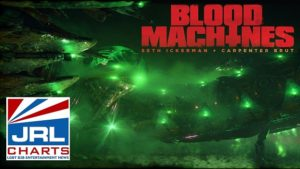 BLOOD MACHINES - Seth Ickerman's Official Trailer Drops