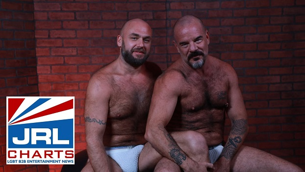 Daddy's In The Bear Den Now Streaming on PRIDE