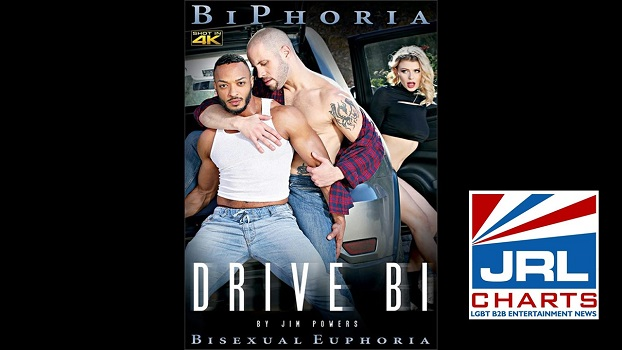 Drive Bi (2020) Biphoria Films Ships at SpringTownDVD