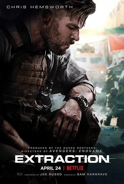 Extraction (2020 Film) Netflix - Chris Hemsworth