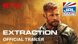 Extraction (2020) Chris Hemsworth Action Movie First Look