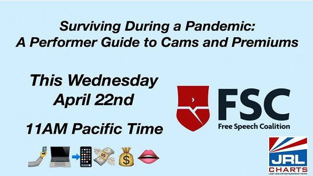 FSC Webinar for Performers Transition to Cam & Premiums