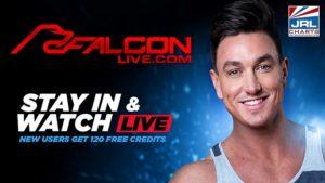 FalconLive.com Free Live Shows with Cade Maddox
