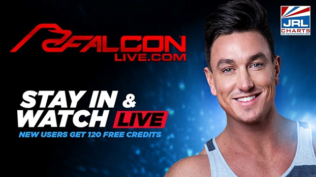 FalconLive.com Free Live Shows with Cade Maddox