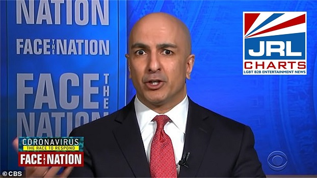 Federal Reserve Bank-Neel Kashkari USA should be ready for 18 months of shutdowns