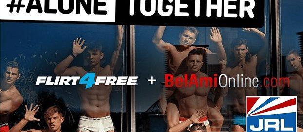 Flirt4Free X BelAmi $30K Quarantined Cam Guy Contest