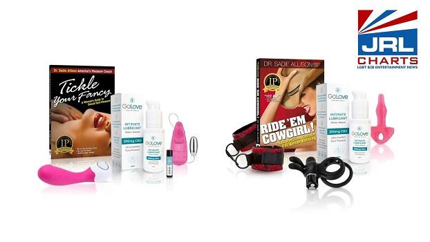 GoLove CBD Introduce Custom Shelter-in-Place Pleasure Kits