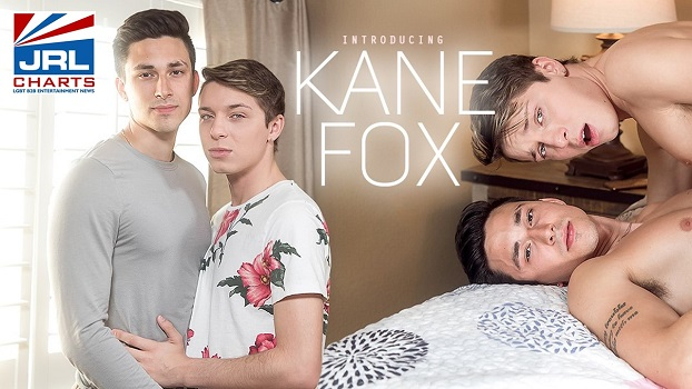 Helix Studios breaks out with a hit in Introducing Kane Fox