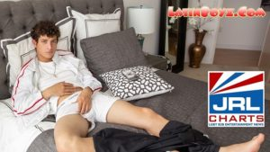 Hung Latin Twink ELITO Makes His Debut on LatinBoyz