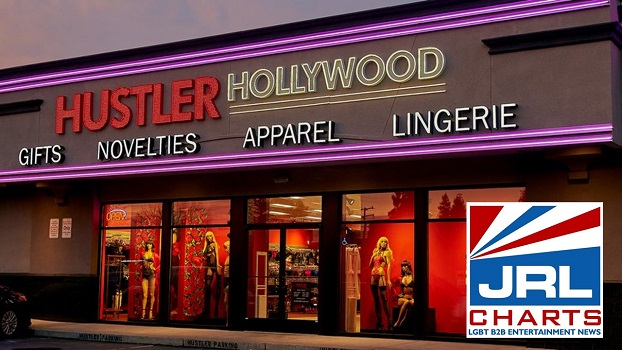 Hustler Hollywood Boise, ID Adult Store coming in July