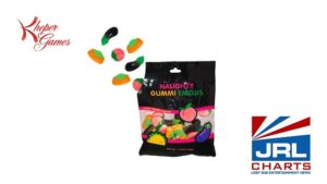 Kheper Games Donates Gummies to Local Food Bank