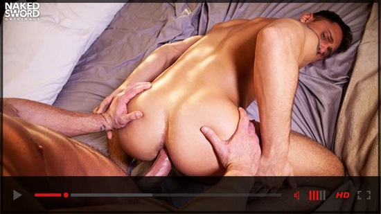 NakedSword 'BARE Big Dicks and Bubble Butts-NSFW-Trailer