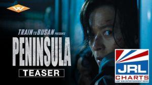 PENINSULA (2020) Zombie Action Movie