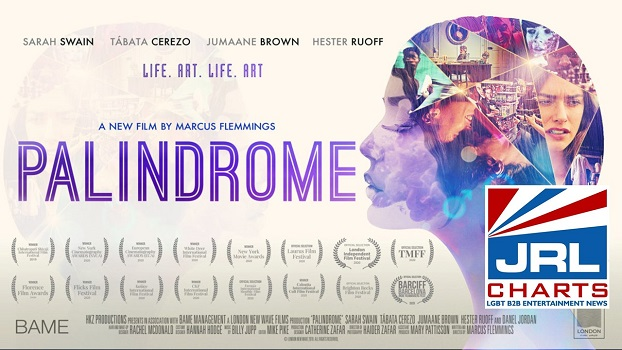 Palindrome (2020) LGBTQ Trailer - Marcus Flemmings