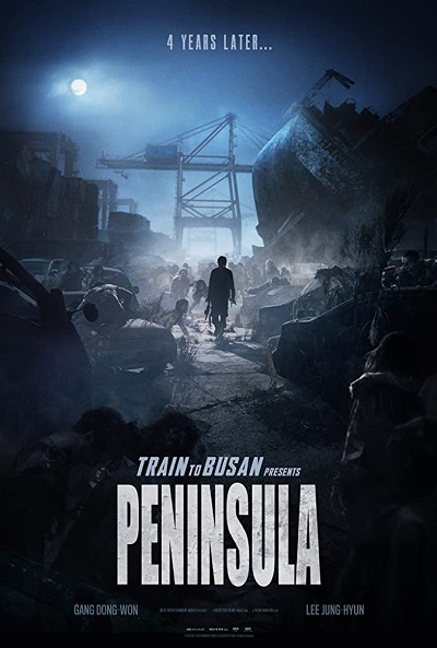 Peninsula (2020) Official Poster-Well Go USA Entertainment