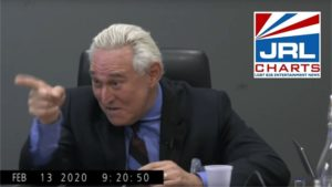 Roger Stone Becomes Unhinged in Civil Deposition [Watch]