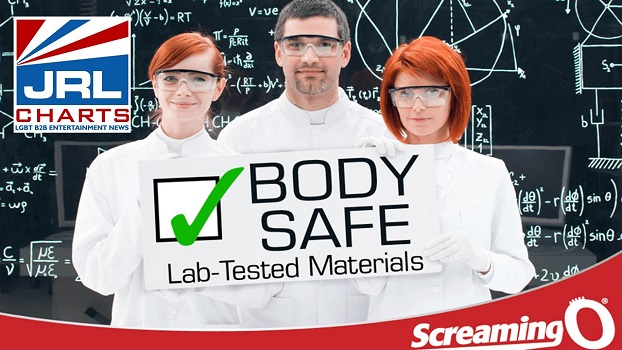 Screaming O Materials Testing Program continues for Retailers