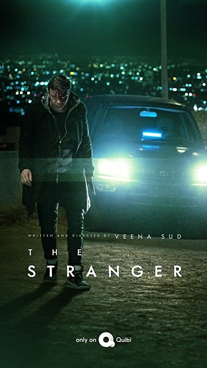 THE STRANGER (2020) Dane DeHaan-Quibi