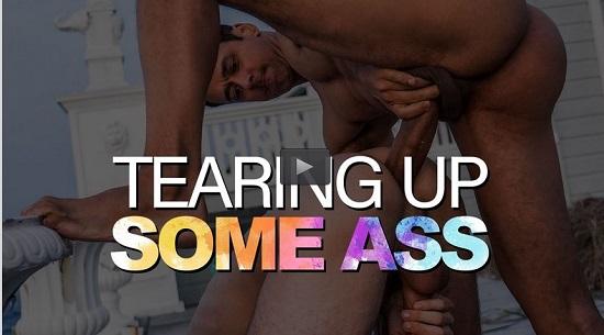 Tearing Up Some Ass DVD - NSFW Trailer