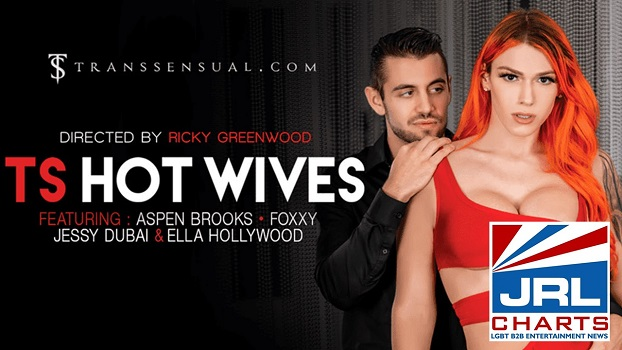free porn - TransSensual - TS Hot Wives DVD