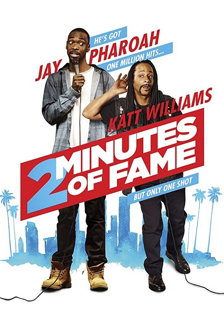 2-minutes-of-fame official poster-2020-Lionsgate