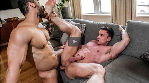 Arad Winwin X Alexander Volkov Fuck Like Jocks-NSFW-Trailer