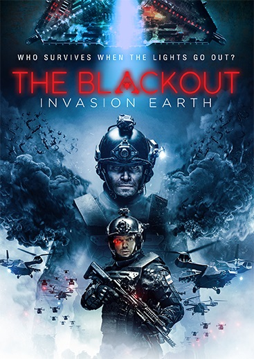 The Blackout Invasion Earth DVD