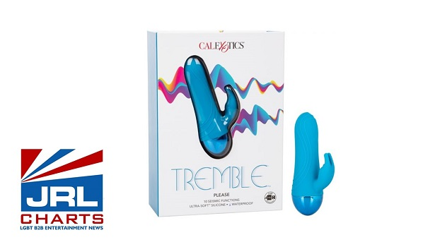 CalExotics Debuts New 'Tremble' Line of Intimate Massagers