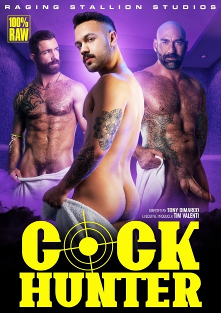 Gay Porn DVD New Releases Cock Hunter