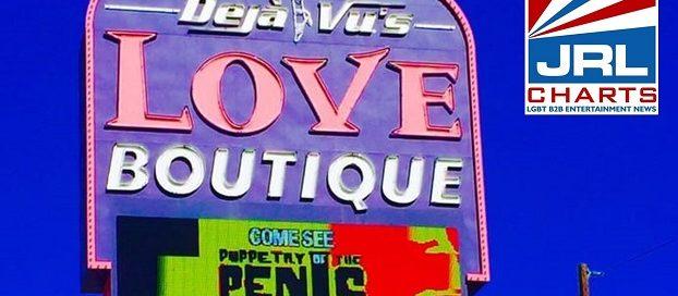 Deja Vu Love Boutique Las Vegas ReOpens