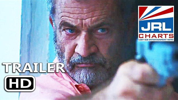 Force of Nature Official Trailer (2020) Mel Gibson [Watch]