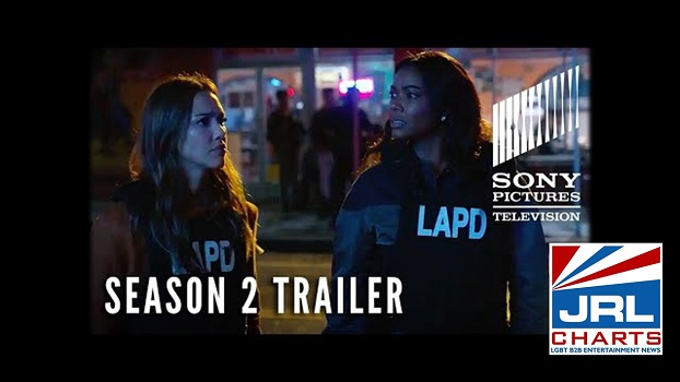 LA'S FINEST Season 2 Trailer - Jessica Alba Released