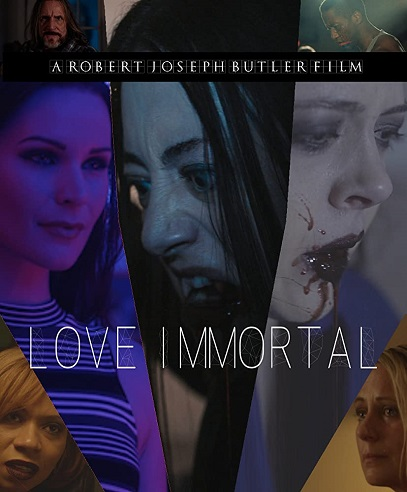 LOVE IMMORTAL - Official Poster