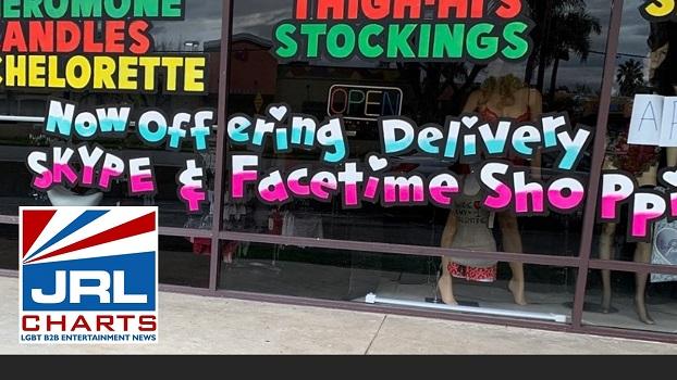 Love is Life Adult Store ReOpens in Santa Clarita
