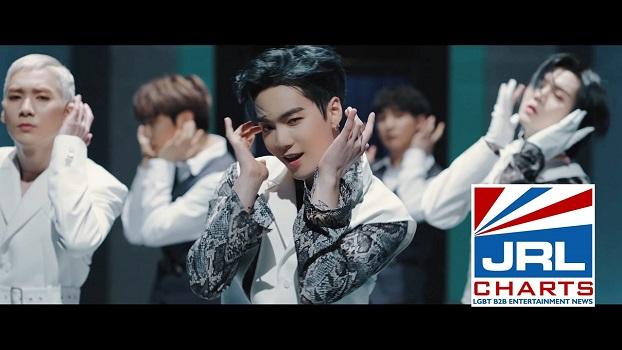 NU'EST sick new  I'm In Trouble MV Surpasses 17M Views
