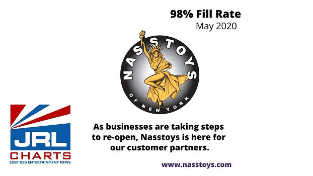 Nasstoys Unveil new Commercial, 98% Fill Rate & Thanks Retailers