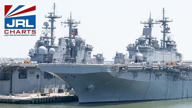Navy grants Waiver under Trump's transgender military ban-jrl-charts-05-15-2020