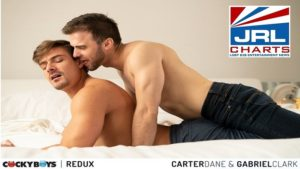 REDUX - CockyBoys Carter Dane X Gabriel Clark