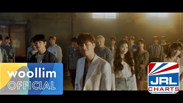 Relay MV-Woollim Entertainment artists-jrl-charts-kpop-news