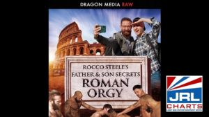 Rocco Steele's Father & Son Secrets-Roman Orgy DVD debuts in Europe