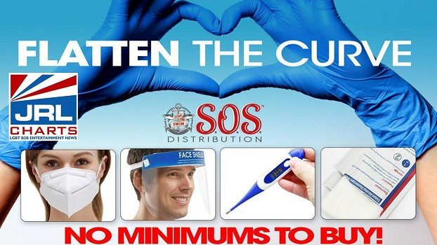 SOS Distribution PPE Line of Products for Adult Retailers
