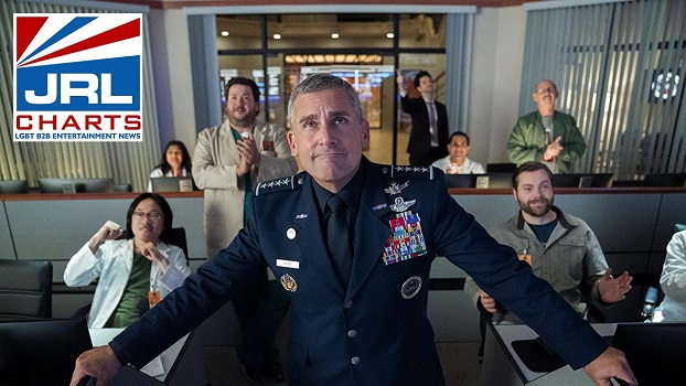 SPACE FORCE (2020) Comedy - Steve Carell First Look
